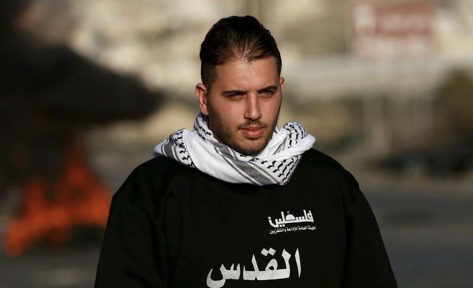 نقابة الصحفيين تطالب بالإفراج عن صحفي من نابلس